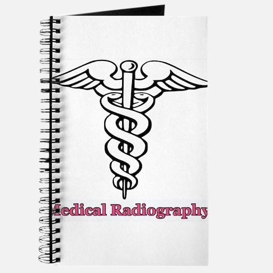 Unique X ray technician Journal