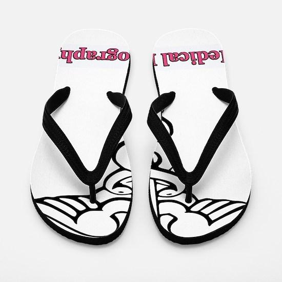 Cute Medical Flip Flops