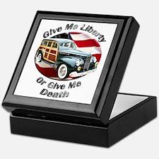 Packard Woodie Keepsake Box