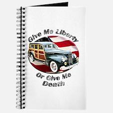Packard Woodie Journal