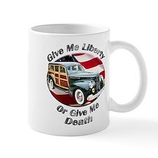 Packard Woodie Mug