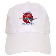 """""""Don't Mess with the U.S."""" Baseball Cap"""