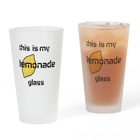 Lemonade Glass