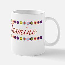 Jasmine with Flowers Mug