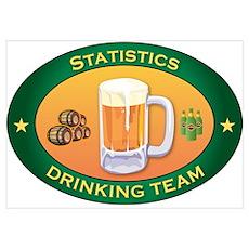 Statistics Team Poster