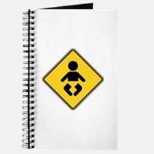 Warning : Baby Journal