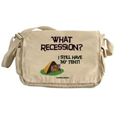 What Recession Messenger Bag