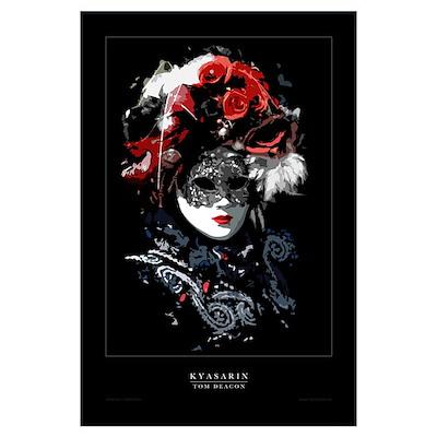 'KYASARIN' Poster
