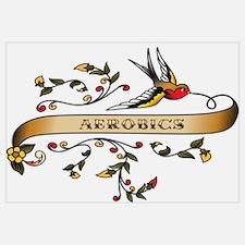 Aerobics Scroll