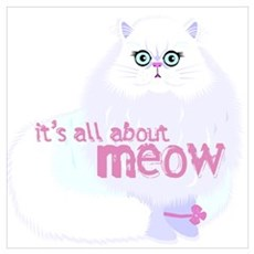 It's ALL about MEOW Poster