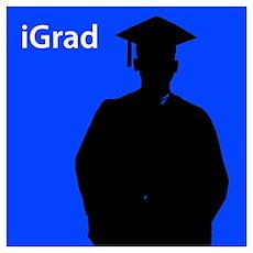 iGrad (male) Poster
