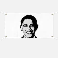 Barack Obama Banner