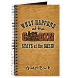 Cabin Journals & Spiral Notebooks