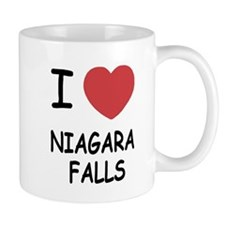 I heart niagara falls Mug