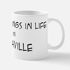 Best Things in Life: Brazzavi Mug