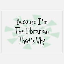 Because Librarian