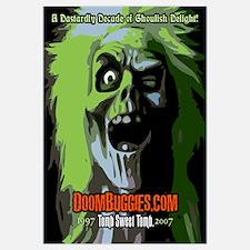 DoomBuggies 10th Anniversary Print