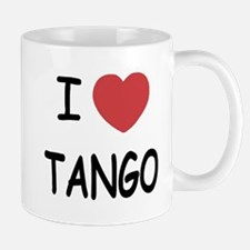 I heart tango Mug