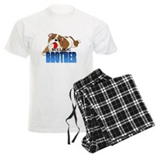 Bulldog Brother Pajamas