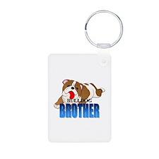 Bulldog Brother Keychains