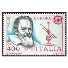 Galileo 1984 Stamp