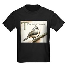 tufted titmouse T