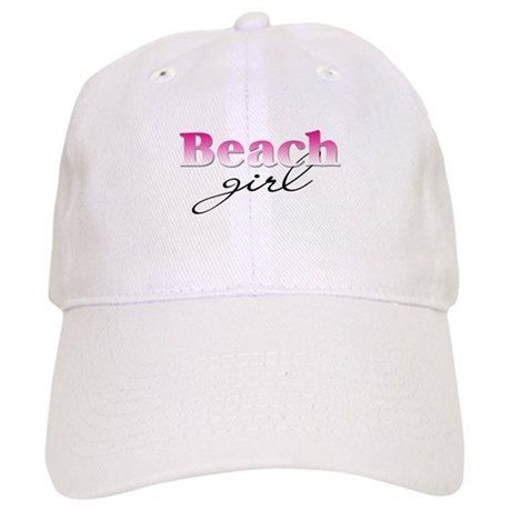 Beach girl Cap