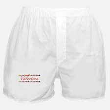 Valentina with Flowers Boxer Shorts