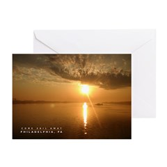 Come Sail Away Greeting Cards (Pk of 10)