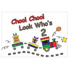 Choo Choo Who's 2 Poster