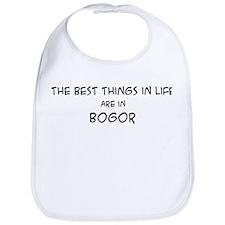 Best Things in Life: Bogor Bib