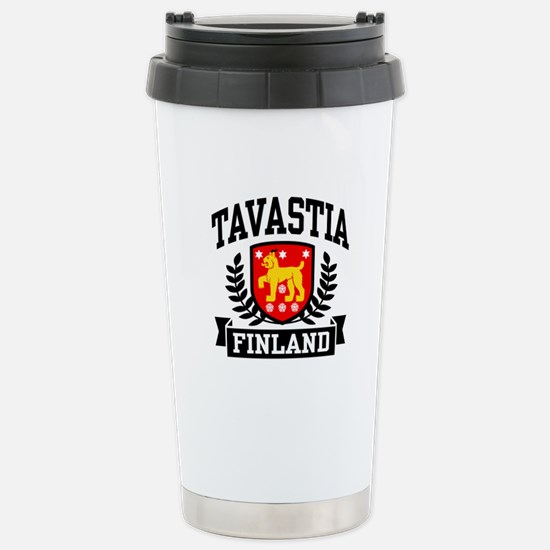 Tavastia Finland Stainless Steel Travel Mug