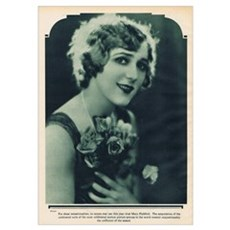 Mary Pickford 1928 Poster