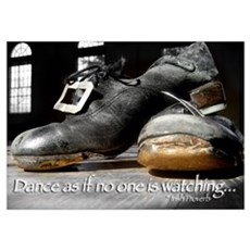 Irish Dance Hardshoes Poster