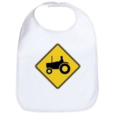 Warning : Tractor Bib