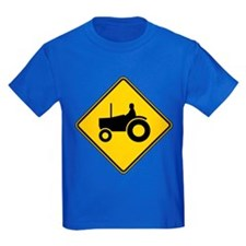 Warning : Tractor T