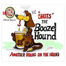 Honker's Canadian Mascot Poster