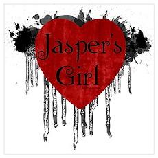 Jasper's Girl Poster