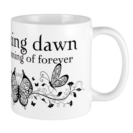 Breaking Dawn Beginning Mug
