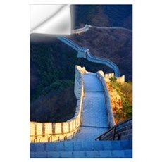 Great Wall Print Wall Decal