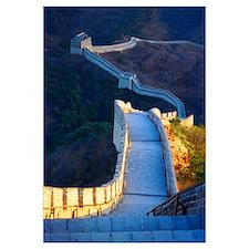 Great Wall Print