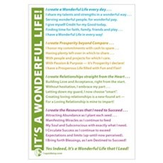 It's a Wonderful Life 2 - ALL Framed Print
