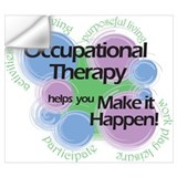 Occupational therapy Wall Decals