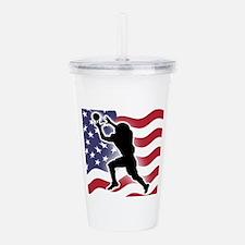 American Football - Catch Acrylic Double-wall Tumb