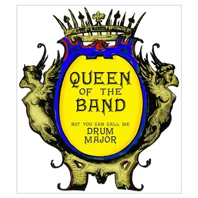 Drum Major: Queen of the Band Poster