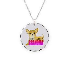Chihuahua Grandma Necklace
