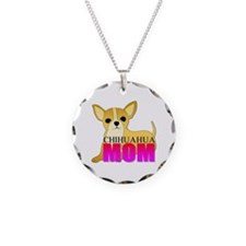 Chihuahua Mom Necklace