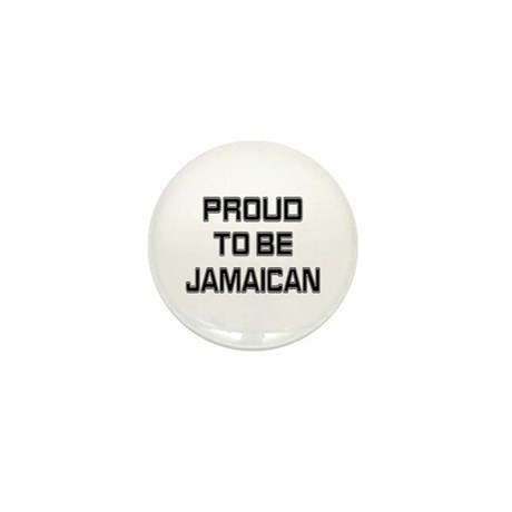 Proud to be Jamaican Mini Button