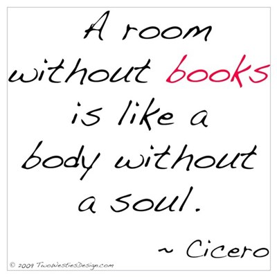Cicero on Books Poster