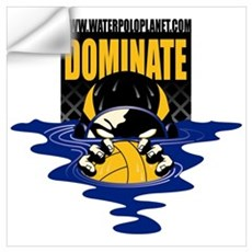 Dominate Wall Decal